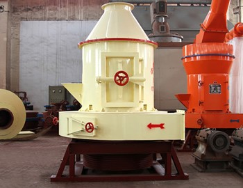 High Pressure Micro Powder Mill