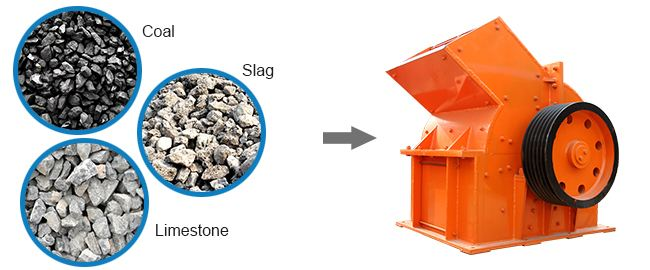 Hammer Crushing Stone : Hammer crusher machine mill