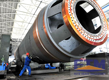 long working life wet ball mill